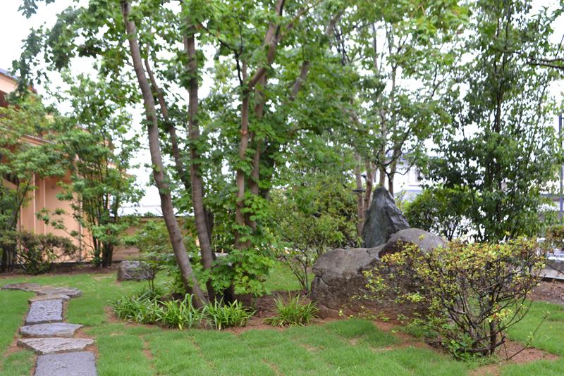 雑木の庭 イメージ写真