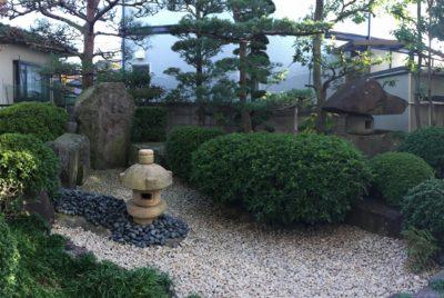 ボウガシの庭(日本庭園)